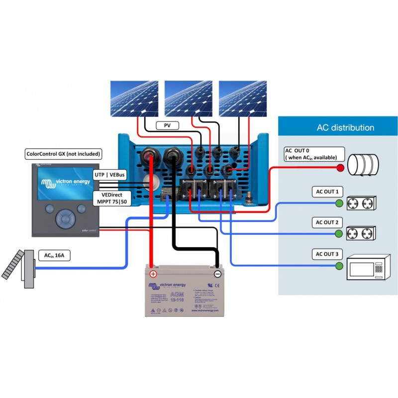 Simple Mppt Solar Panel Charge Controllersmpptfrontendpng